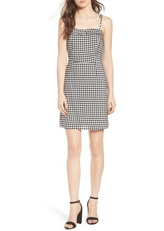 cupcakes and cashmere Eddie Gingham Dress