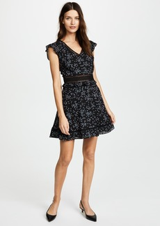cupcakes and cashmere Elm Printed Dress