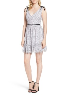 cupcakes and cashmere Ezzy Lace Dress