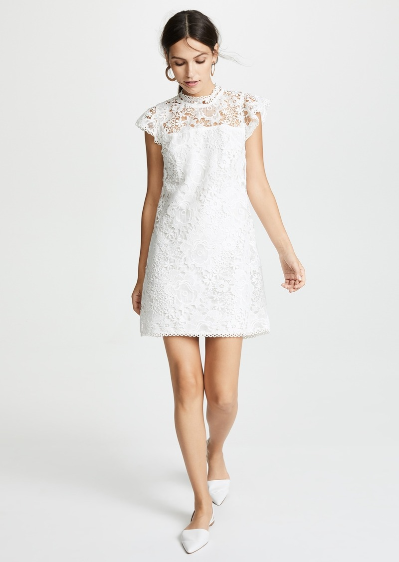 06d9a1065d09 cupcakes and cashmere cupcakes and cashmere Floral Lace Dress