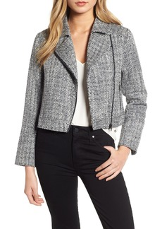 cupcakes and cashmere Gema Tweed Jacket