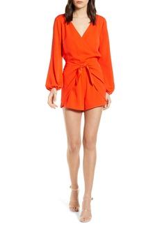 cupcakes and cashmere Gideon Satin Romper