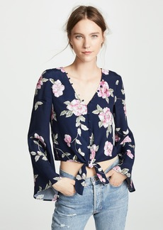 cupcakes and cashmere Jerome Blouse