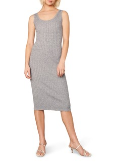 cupcakes and cashmere Macy Rib Body-Con Dress