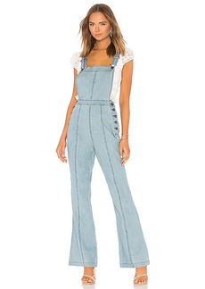 cupcakes and cashmere Meliani Overalls