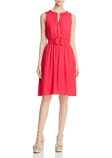 cupcakes and cashmere Mitchell Fit & Flare Dress