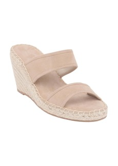 cupcakes and cashmere Nalene Wedge Sandal (Women)