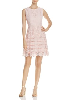 cupcakes and cashmere Summers Lace Dress
