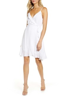 cupcakes and cashmere The Catana Wrap Sundress