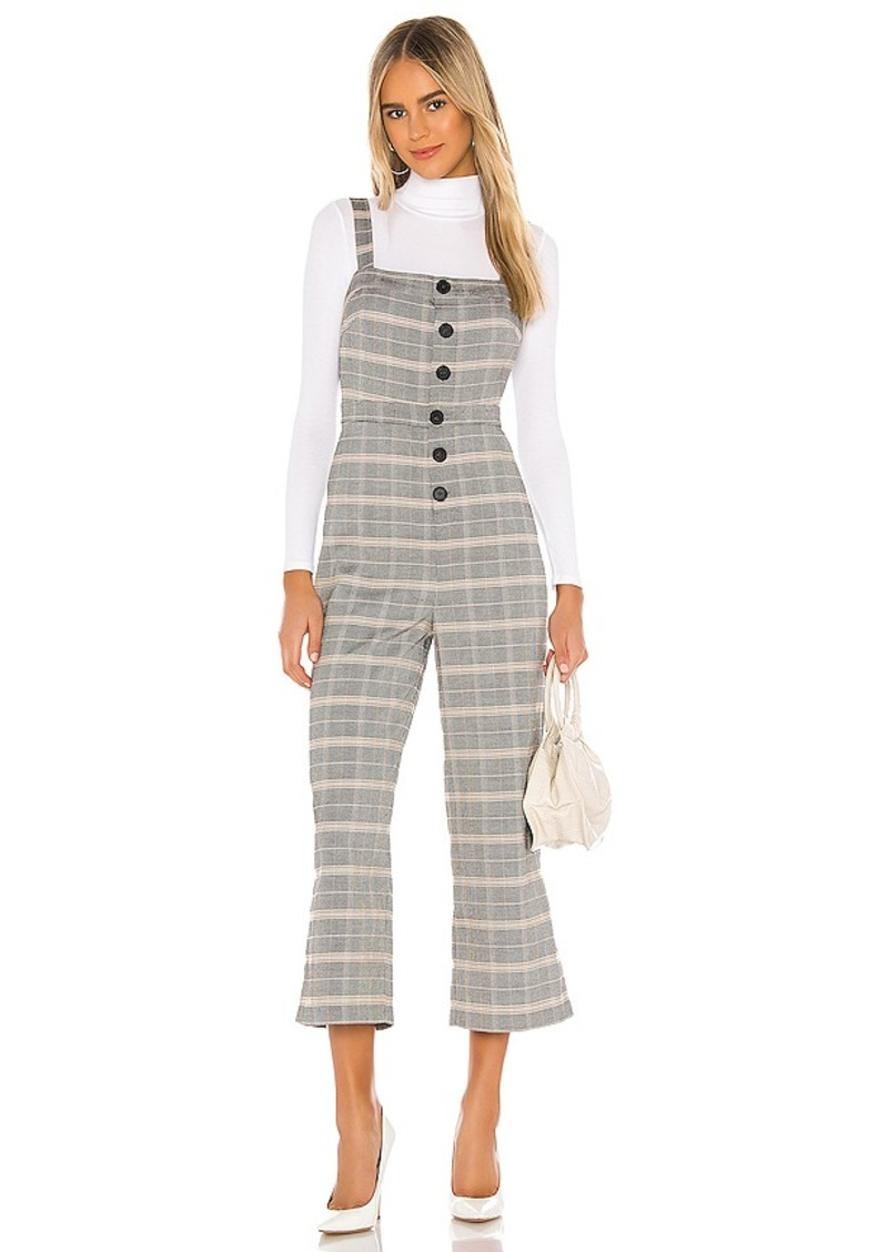 cupcakes and cashmere Willa Cropped Jumpsuit