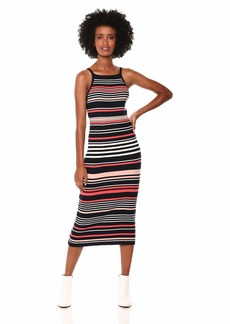 cupcakes and cashmere Women's Dani Bodycon Midi Sweater Dress