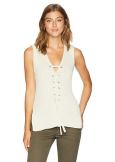 cupcakes and cashmere Women's Kristy Sweater Vest