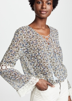 cupcakes and cashmere Zilla Blouse