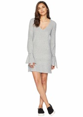 cupcakes and cashmere Jennibelle V-Neck Sweater Dress