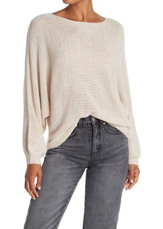 cupcakes and cashmere Sonrisa Dolman Sleeve Sweater