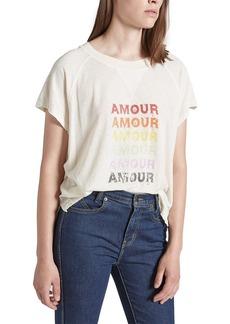 Current/Elliott Amour Raglan T-Shirt