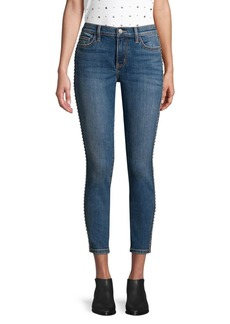 Current/Elliott Caballo Stiletto Ankle Jeans