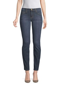 Current/Elliott Classic Ankle Skinny Jeans