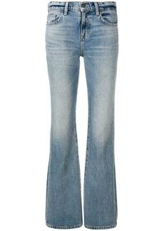 Current/Elliott classic bootcut jeans