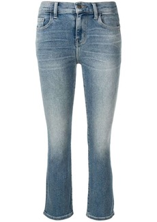 Current/Elliott classic cropped jeans
