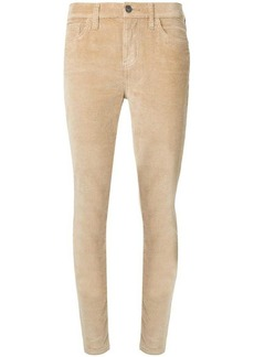 Current/Elliott cropped skinny trousers