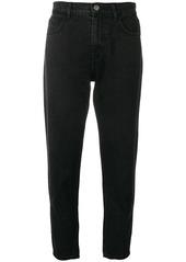 Current/Elliott cropped slim jeans