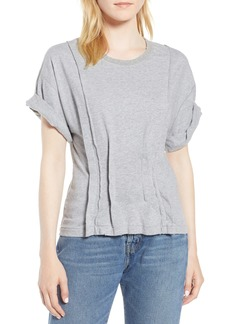 Current/Elliott Curent/Elliott The Pintucked Tee