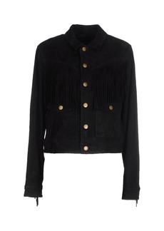 CURRENT/ELLIOTT - Leather jacket