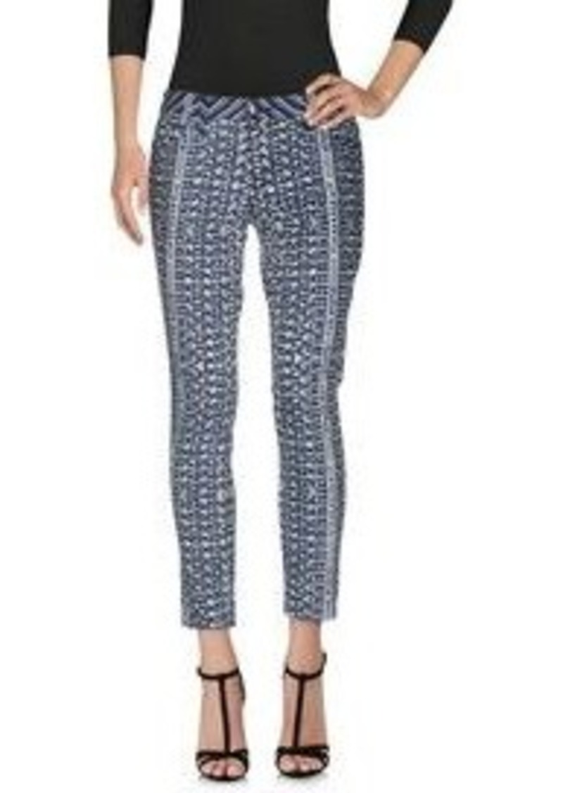CURRENT/ELLIOTT + MARY KATRANTZOU - Denim pants