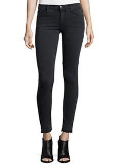 Current/Elliott The Stiletto Skinny Raw-Hem Jeans