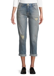 Current/Elliott Distressed Jeans