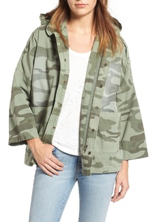 Current/Elliott Fleet Admiral Camo Jacket