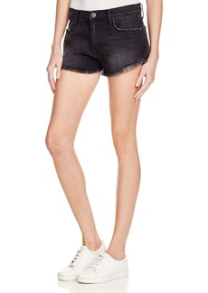 Current/Elliott Gam Denim Shorts in Townhouse