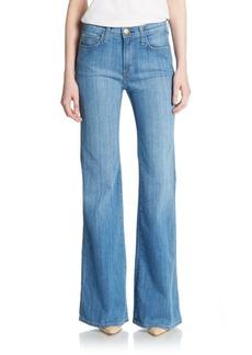 Current/Elliott Girl Crush Wide-Leg Jeans