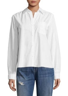 Current/Elliott Ivie Button-Down Shirt