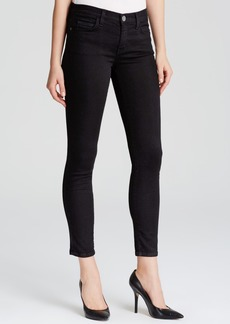 Current/Elliott Jeans - The Stiletto in Jet Black