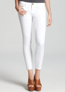 Current/Elliott Jeans - The Stiletto Low Rise in Sugar Wash