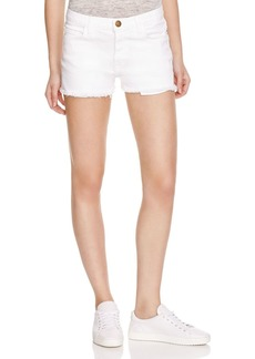 Current/Elliott Shorts - The Boyfriend� Shorts in Sugar Wash