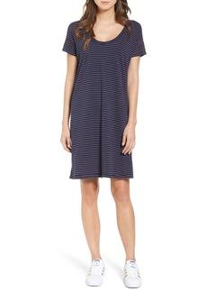 Current/Elliott Slouchy T-Shirt Dress