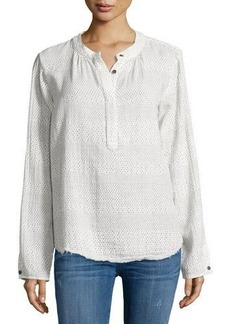 Current/Elliott Sunview Ditsy Blouse