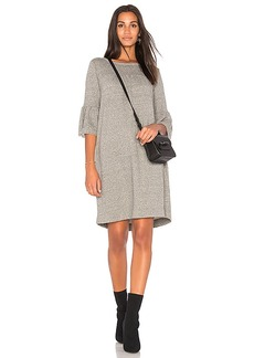 Current/Elliott The Abigail Knit Dress in Gray. - size 0 / XS (also in 1 / S,2 / M,3 / L)