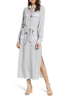 Current/Elliott The Ana Long Sleeve Maxi Dress