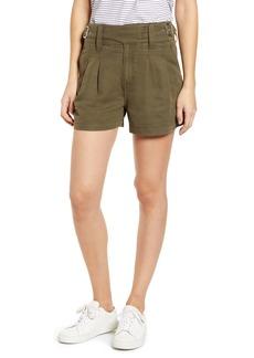 Current/Elliott The Baro High Waist Shorts