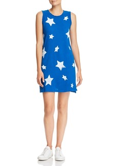 Current/Elliott The Beatnik Star Print Muscle Tank Dress