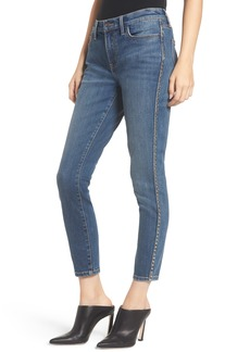 Current/Elliott The Caballo Dome Stud Detail Stiletto Jeans (Kelby)
