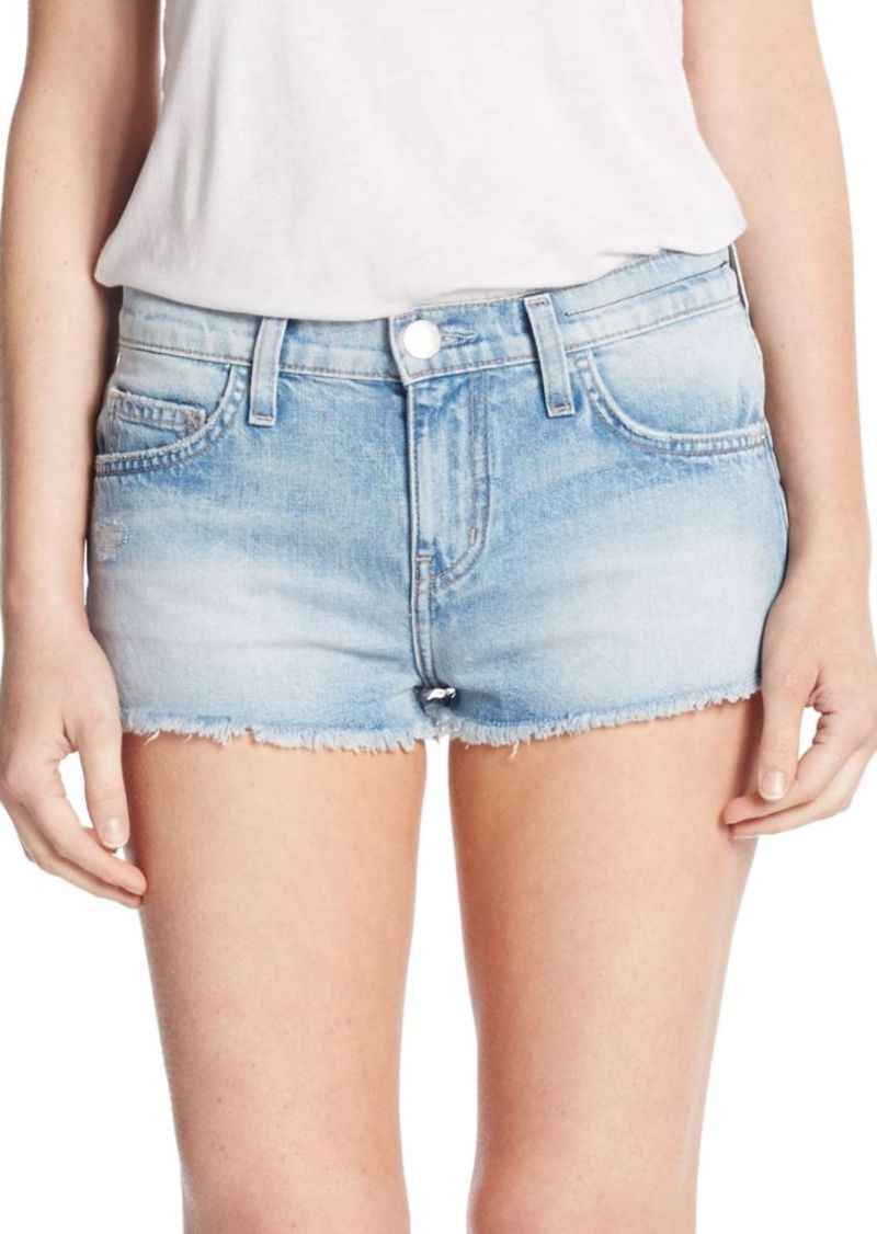 Current/Elliott The Concert Jean Shorts