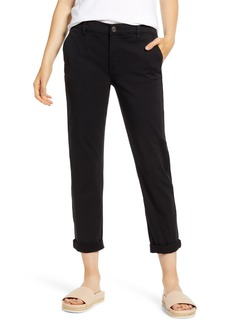 Current/Elliott The Confidant Roll Cuff Pants