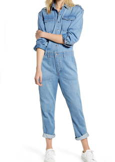 Current/Elliott The Crew Coverall Jumpsuit