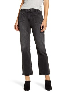 Current/Elliott The Cropped Bootcut Jeans (Summer Shadow)