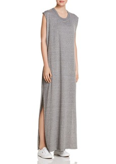 Current/Elliott The Delphi Maxi Tee Dress